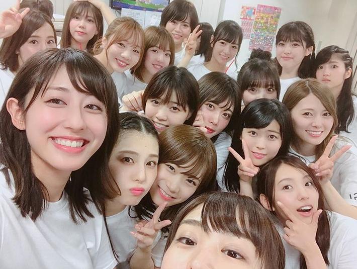卒業生 乃木坂